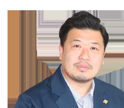 協愛福祉会 常務理事 横山和明