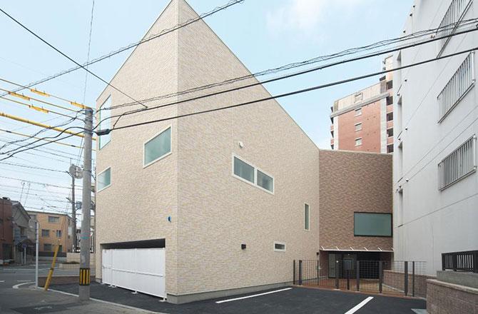 ひなたの風保育園(福岡) 外観